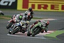 Superbike - N�rburgring als Kawasaki-Strecke: Sykes hat WM-F�hrung im Visier