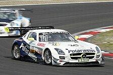ADAC GT Masters - Buhk/G�tz nach dem ersten Saisonsieg am N�rburgring Tabellendritte: Polarweiss Racing startet in zweite Saisonh�lfte
