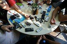 Formel 1 - Blog - Lang lebe der Kassettenrekorder