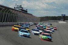 NASCAR - Erneut 36 Rennen: Kalender f�r 2014 fixiert