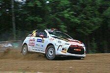 WRC - Welle wird zum Verh�ngnis: Erneutes Pech f�r Riedemann