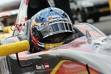 ADAC Formel Masters - Sandkorn erschwert drittes Rennen: Riener am N�rburgring mit bester Saisonplatzierung