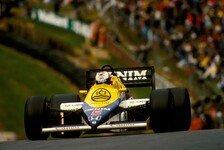 Formel 1 - Brands Hatch 1985 - Der L�we br�llt: Nigel Mansells erster Sieg