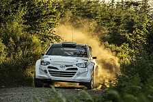 WRC - Work in progress...: Video: Hyundai i20 WRC-Test