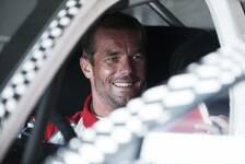 Mehr Rallyes - Vorbereitung auf das Giganten-Duell: Video - Loeb testet Rallycross-Auto