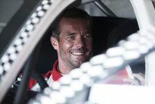 Rallye - Video - Loeb testet Rallycross-Auto