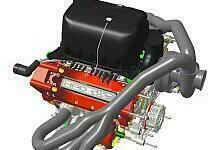 WEC - Komplettl�sung mit Chassis und Hybrid: Honda macht ernst: IndyCar-Motor 2014 in LMP1