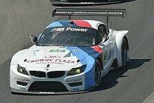 USCC - Saisonfinale in der ALMS: Dirk M�ller k�mpft um den GT-Titel