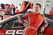 Blancpain GT Serien - Gaststart auf dem Slovakiaring: Comeback f�r Hubert Haupt auf die Rennstrecke