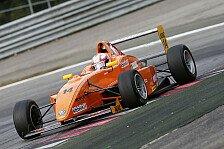 ADAC Formel Masters - Zweite Saison mit M�cke Motorsport: Maggi: Schweizer wieder am Start