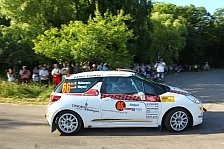 Rallye - Generationenduell bei Familie Wallenwein