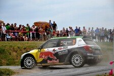 Mehr Rallyes - Feuerwehr pumpt Rundkurs aus: Weiz Rallye: Baumschlager auf Rekordkurs