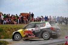 Rallye - Weiz Rallye: Baumschlager auf Rekordkurs
