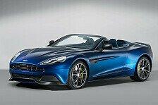 Auto - Premium-Sound f�r Premium-Auto: Aston Martin mit Bang & Olufsen-Sound