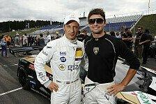 ADAC GT Masters - Formel-1-Prominenz beim ADAC GT Masters: Fahrerlager-Radar vom Red Bull Ring