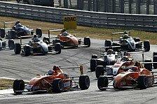 ADAC Formel Masters - Gemeinsam in die Zukunft des ADAC Formel Masters: Volkswagen, Dunlop und der ADAC kooperieren weiter