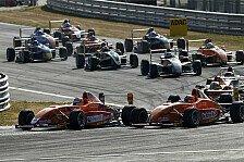 ADAC Formel Masters - Belgier setzt Siegesserie fort: Picariello: Neunter Sieg im 14. Rennen