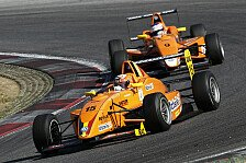 ADAC Formel Masters - Podest-Premiere f�r Schramm: M�cke holt mit Picariello wieder zwei Siege