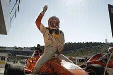 ADAC Formel Masters - Erster Schritt zum Aufstieg: Picariello testet F3-Boliden