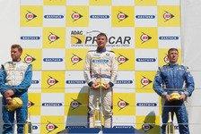 Mehr Motorsport - Wichtige Punkte f�r Siegerduo: Leidinger und Griessner fahren zu Doppelsiegen