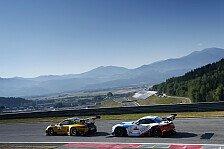 ADAC GT Masters - Zwei Schl�sselrennen: Schubert: Am Lausitzring zur�ck in die Erfolgsspur
