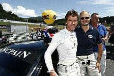 Blancpain GT Serien - Einige Heimkehrer beim halben Heimrennen: 23 Wagen in der Slowakei