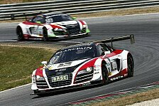 ADAC GT Masters - Die Abt-Piloten vor dem Lausitzring
