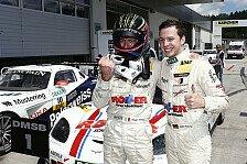 ADAC GT Masters - Schlau und nervenstark: Callaway Competition: Erster Doppelsieg seit 2009