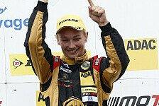 Formel 3 Cup - Aufstieg aus dem ADAC Formel Masters: Indy Dontje startet f�r Lotus