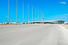 Formel 1 - Strecke zu 70 Prozent fertig: Bauarbeiten in Sotschi verlaufen nach Plan