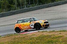 MINI Trophy - Schadensbegrenzung am Samstag: Dirk Lauth: Motorprobleme am Red Bull Ring