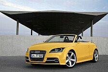Auto - 500 Mal gesteigerter Luxus: Audi TT Sondermodell zum Jubil�um