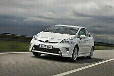 Auto - Erfolg bei der Green Trophy 2013: Doppelsieg f�r Toyota
