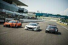 Lexus und Nissan: Gastauftritt bei der DTM 2017 in Hockenheim