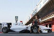 Formel 1 - Vollgas in Barcelona: R�ikk�nen testet GP3-Boliden