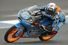 Moto3 - Klare Bestzeit: Rins sichert sich die Pole