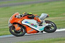 Moto3 - Hoffnung f�r das Rennen: Kiefer Racing auf den Pl�tzen 25 und 28