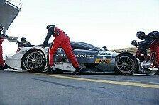 DTM - Audi gibt den Ton an: Training: Albuquerque holt Bestzeit
