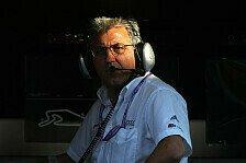 DTM - Schwierigstes Rennen der Karriere: Ernst Moser