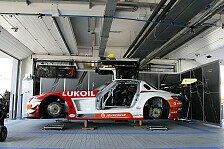 Blancpain GT Serien - Audi mit Reifensch�den: Slovakiaring: Mercedes im ersten Training vorne