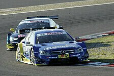 DTM - Falsche Reifen verwendet: Startplatz-Strafen gegen Paffett und Juncadella