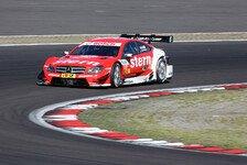 DTM - Bilderserie: N�rburgring - Mercedes-Stimmen zum Qualifying
