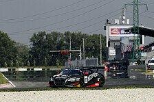 Blancpain GT Serien - Audi schie�t sich ein: Slovakiaring: Wildes zweites Training