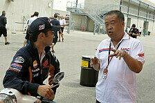 MotoGP - Nakamoto lobt das Kunden-Motorrad: Hondas Production Racer mit Top-6-Potenzial?