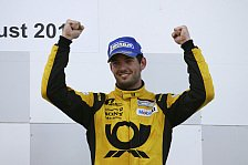 Supercup - Sean Edwards Karriere