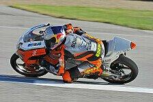 Moto3 - 18. Platz bei Deb�t in Indianapolis: Starke Vorstellung von Florian Alt