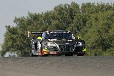 Blancpain GT Serien - Rast und Mayr-Melnhof auf der Eins: Slovakiaring: Audi vor McLaren auf Pole