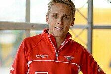 Formel 1 - Marussia-Paarung wie 2013: Chilton vor Vertragsverl�ngerung bei Marussia