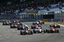 Formel 3 EM - Die gro�e Europa-Tournee der Formel 3: Vier neue L�nder im Kalender 2014