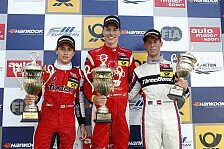 Formel 3 EM - Bilder: N�rburgring - 19. - 21. Lauf